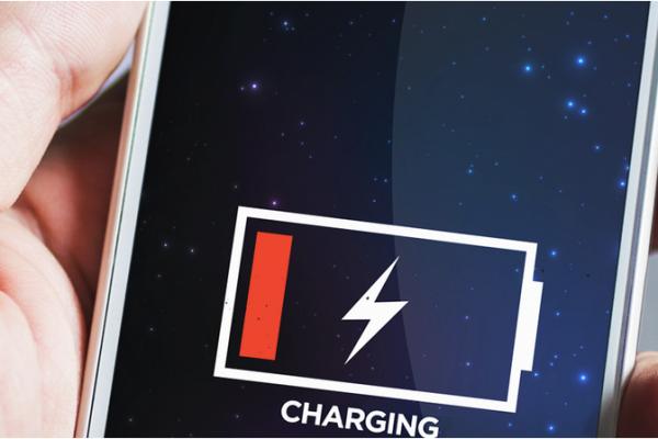5 Minuten Smartphone laden für 5 Stunden Akkupower