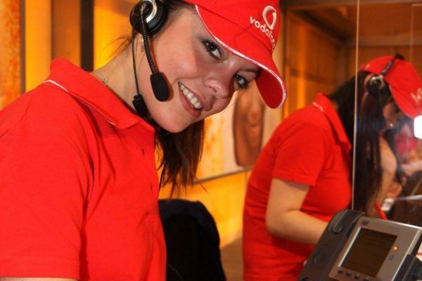 So begleitet Vodafone den RTL-Spendenmarathon
